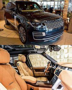 Range Rover Black, Range Rover Sport, Range Rovers, Royce, Best Luxury Cars, Luxury Suv, Luxury Vehicle, Maserati, Bugatti