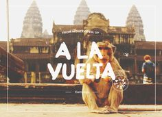 """""""A la vuelta"""" is about two brothers travelling around the world, leaving their country (Uruguay), family, friend, work mates, and specially, a life of stability that they don't want for themselvesyetbehind. On their blog, German and Nicolas Kronfeld publish their stories, post pictures, videos and much more!"""
