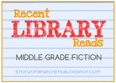 Recent Library Reads: Middle Grade Fiction Teaching Reading Strategies, Guided Reading Lessons, Reading Tips, Teaching Writing, Teaching English, English Textbook, Readers Workshop, History Class, Children's Literature