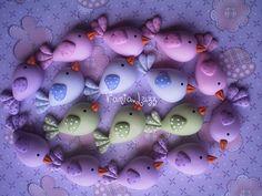 Passarinhos...... para Bia Silvestre | Flickr - Photo Sharing!