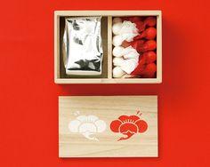 【紅白砂糖と紅茶 梅鶴】【包装】【のし】