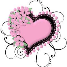 "Photo from album Mini skrap love"" on Yandex. Heart Art, Love Heart, Wedding Flags, Little Mermaid 2, Anniversary Greeting Cards, Heart Wallpaper, Heart Shapes, Clip Art, Valentines"