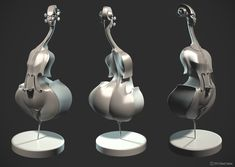Cello Girl by JoseAlvesSilva.deviantart.com