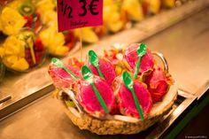 FoodBlogger Barcelona - Mercado de la Boqueria - Obst/Gemüsemarkt von Barcelona - Mercat de Sant Josep - FoodBlog