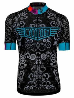 c6c620a2d48b2b Cycology wielershirt Lucky Chain Ring - Wielershirts - CyclingLifestyle.nl  - Casual fietskleding en fiets cadeaus