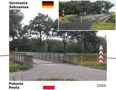 Confini amministrativi - Riigipiirid - Political borders - 国境 - 边界: 2009 DE-PL Saksamaa-Poola Germania-Polonia