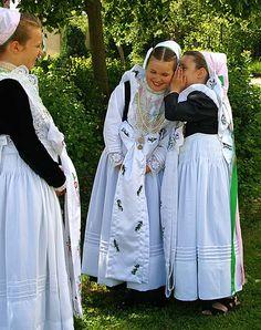 Sorbische Katholisch Tracht