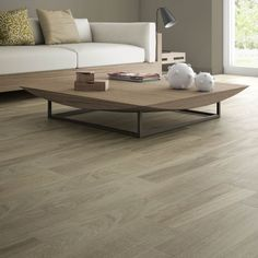 Understand different types of hardwood and laminate flooring before you buy. Installing Hardwood Floors, Light Hardwood Floors, Real Wood Floors, Wide Plank Flooring, Engineered Hardwood Flooring, Flooring Tiles, Wood Stone, Floor Colors, Types Of Flooring