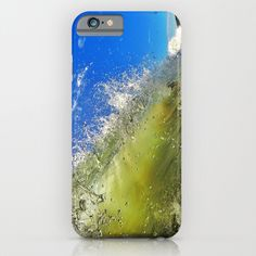Surf iPhone Case #surf #beach #ocean #wave #paradise #iphone #iphonecase #case #smartphone