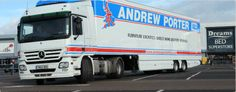 Andrew Porter ltd provides nationwide & international storage, removal, relocation and logistic services to both individuals and businesses. For more information please call 0800 389 1222 or visit www.andrewporterltd.co.uk.