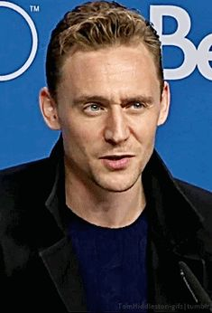 Tom doing the jaw thing.