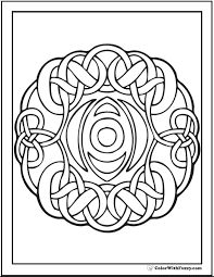 Image result for celtic coloring pages