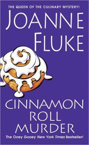 [Cinnamon Roll Murder] What a delicious name for a great book. One of my favorites in the Hannah Swensen series.