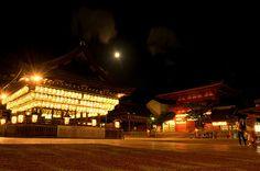 Yasaka Jinja Shrine, Kyoto / 京都・八坂神社