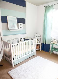 Baby Boy Room Ideas - Designing a boy nursery seems to be an overwhelming task. When you choose the best baby boy room ideas, multiple color Baby Boy Nursery Decor, Baby Boy Rooms, Nursery Design, Baby Boy Nurseries, Nursery Room, Nursery Ideas, Elephant Nursery, Yellow Baby Rooms, Room Ideas