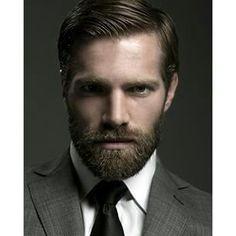 short beard perfect