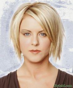 94 Best Haircut Ideas Images On Pinterest Bob Hairstyles Feminine