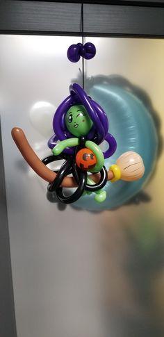 Halloween Balloons, Yoshi, Balloon Decorations