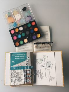 Art Journal Sessions by @mereljournals✨