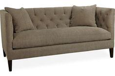 Lee Furniture apartment-sized sofa