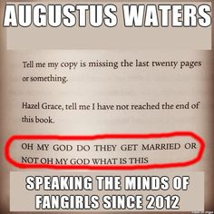 """""""Welcome to the sweet torture of reading 'An Imperial Affliction'."""" - Hazel Grace Lancaster"""