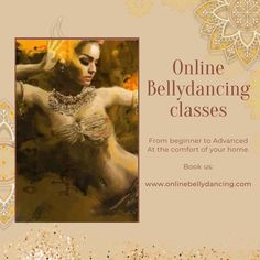 Online live bellydancing classes - Courses, Classes, Coaching and Choreographies