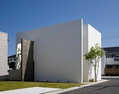 Office in Kakogawa - South View - Photos: Yoshiharu Matsumura - Akira Sakamoto Architect & Associates