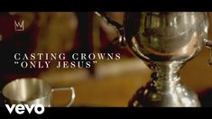 Music video by Casting Crowns performing Only Jesus (Official Lyric Video). (P) 2018 Provident Label Group LLC, a division of Sony Music Entertainment http:/. Christian Music Quotes, Christian Music Videos, Christian Movies, Christian Life, Praise And Worship Music, Worship Songs, Worship Jesus, Spiritual Songs, Wedding