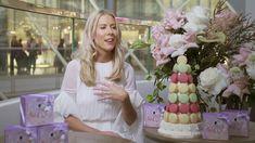 Kerrie Hess X Ladurée - YouTube Kerrie Hess, Table Decorations, Youtube, Youtubers, Dinner Table Decorations, Youtube Movies