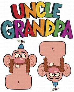 Uncle Grandpa - Cartoon - Iron On Heat Transfer 8 x 10 - Good Morning, Crafts :: Home Arts & Crafts :: Other Home Arts & Crafts :: Bullszi. Uncle Grandpa, Pusheen, Heat Transfer, Cartoon Network, Caricature, Good Morning, Fun Stuff, Drawing, Illustration