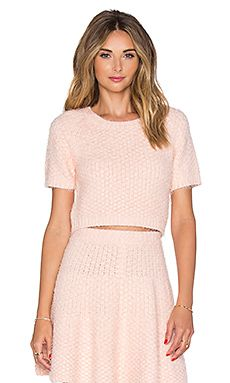 Shop for Lovers + Friends x REVOLVE Be Flirty Crop Top in Light Pink at REVOLVE. Free 2-3 day shipping and returns, 30 day price match guarantee.