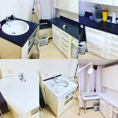 Wir renovieren Ihre Praxis / Büroräume schnell, staubfrei, ohne Baustelle mit unseren hochwertigen Architekturfolien von Fa. Klinger Folien GmbH www.moebelfolien-shop.de