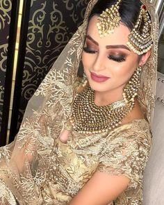 Asian Bridal Dresses, Bridal Outfits, Most Beautiful Models, Beautiful Bride, Wedding Looks, Bridal Looks, Amazing Outfits, Cool Outfits, Pakistani Bridal Makeup