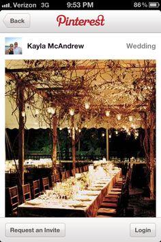 Vineyard wedding absolute gorgeous!