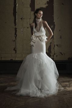 Check out Vera Wang's new Spring 2016 Bridal Collection: