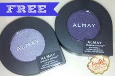 Reset! $5/2 Almay Cosmetics Coupon – FREE Almay Shadow Softies at Walgreens! (Pinned 12/31/13