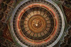 REDS.VN - Hình ảnh khó tin về 40 vòm trần tráng lệ nhất thế giới