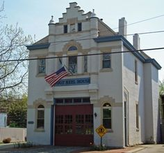Station 4, Oldest operating firehouse.