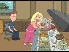 Family Guy - Britney Spears' Dietician