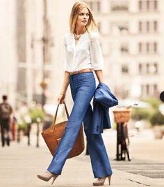 Moda para la oficina 2012