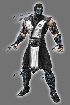 Cool Sub Zero Mortal Kombat, Mortal Kombat 2, Character Concept, Character Art, Lego Movie 2, D D Characters, Marvel Heroes, Power Rangers, Martial Arts