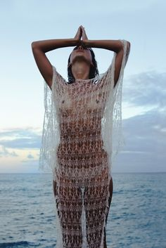 Leila by Ted Emmons Boho Chic, Bohemian Lifestyle, Fashion Beauty, Female Fashion, Women's Fashion, Persona, Cover Up, Beautiful Women, Beautiful Images