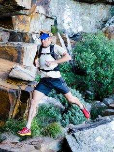 AJ Calitz, SA trail running star tell us how he conquers mountains #motivation #running #RaceFood #Nutreats