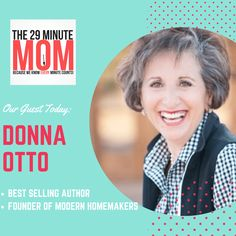 Episode 7: Finding Your Purpose As A Mom with Donna Otto