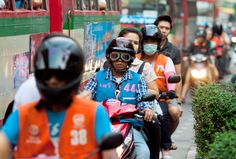 Uber Launches A Motorbike Taxi On-Demand Service Initially In Thailand #news #tech #world