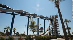 "Galveston's Schlitterbahn in Travel & Leisure and CNN.com for ""World's Crazziest Water Slides"""