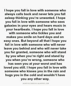 Hope. Love.