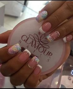 Glamour Nails, Short Nails, Pedicure, Nail Art Designs, Engagement Rings, Beauty, Jewelry, Instagram, Fashion