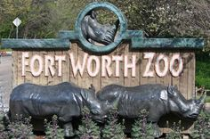 Fort Worth has a WONDERFUL zoo.