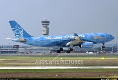 Etihad Airways Airbus A330-200 (A6-EYE) - Milan Malpensa: 'Blue Moon - Manchester City FC Sponsorship.'
